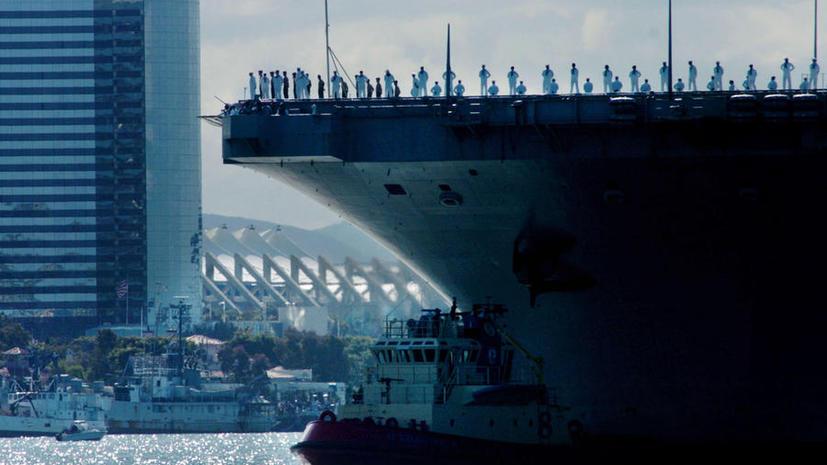 Американский прибрежный боевой корабль не выдержал испытаний