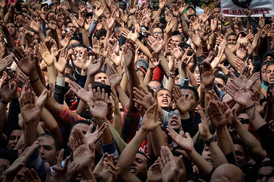 Любовная история обернулась антихристианскими погромами на юге Египта