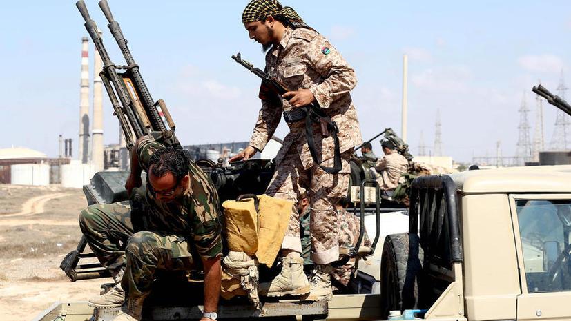 Ливийские силовики застрелили одного из нападавших на посольство РФ