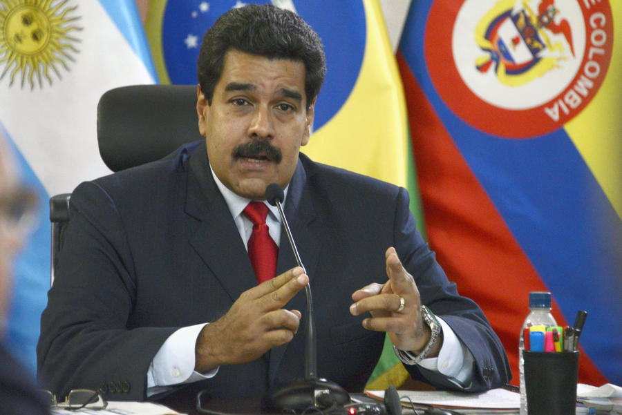 Президент Венесуэлы: США финансово поддерживают оппозицию в стране