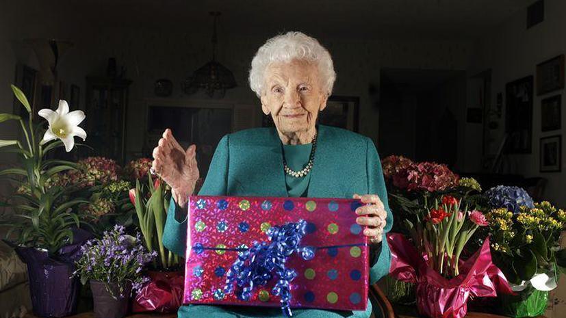 Старейшая женщина в США скончалась, не дожив две недели до 114-летия