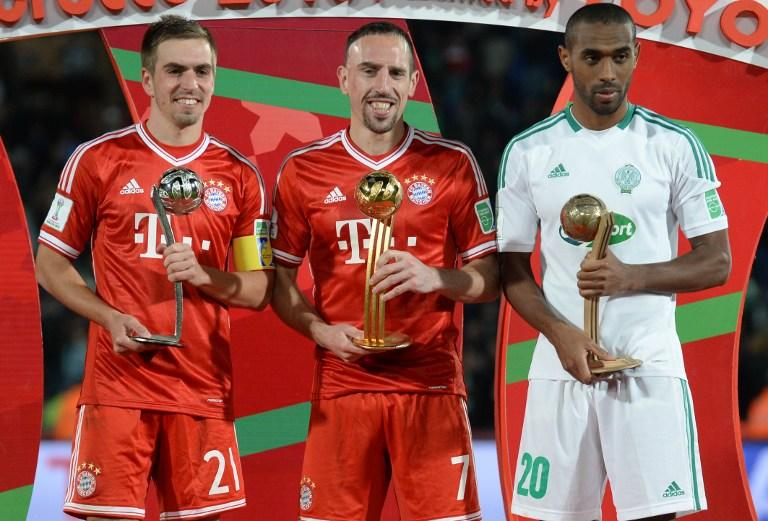 «Бавария» завоевала титул чемпиона мира среди клубов