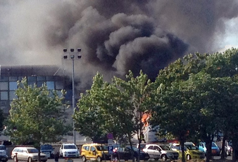 В центре Тель-Авива взорван автобус: десятки раненых