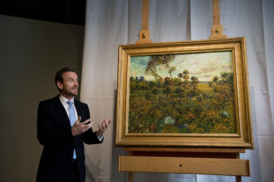 В Амстердаме обнаружена ранее неизвестная картина Ван Гога