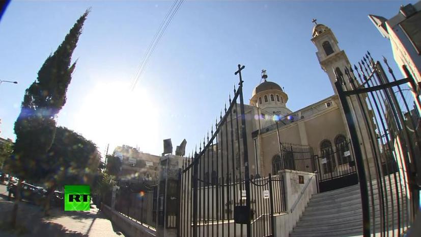 Сирийские боевики захватили в заложницы монахинь монастыря в Маалюле