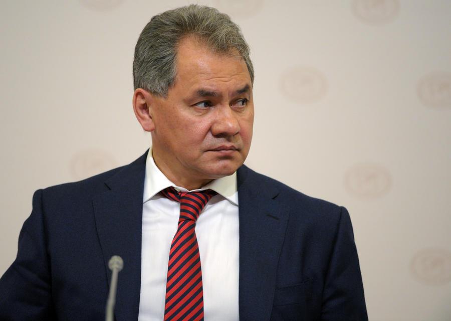 Сергей Шойгу: Заявления Украины о причастности российского спецназа к событиям на юго-востоке похожи на паранойю