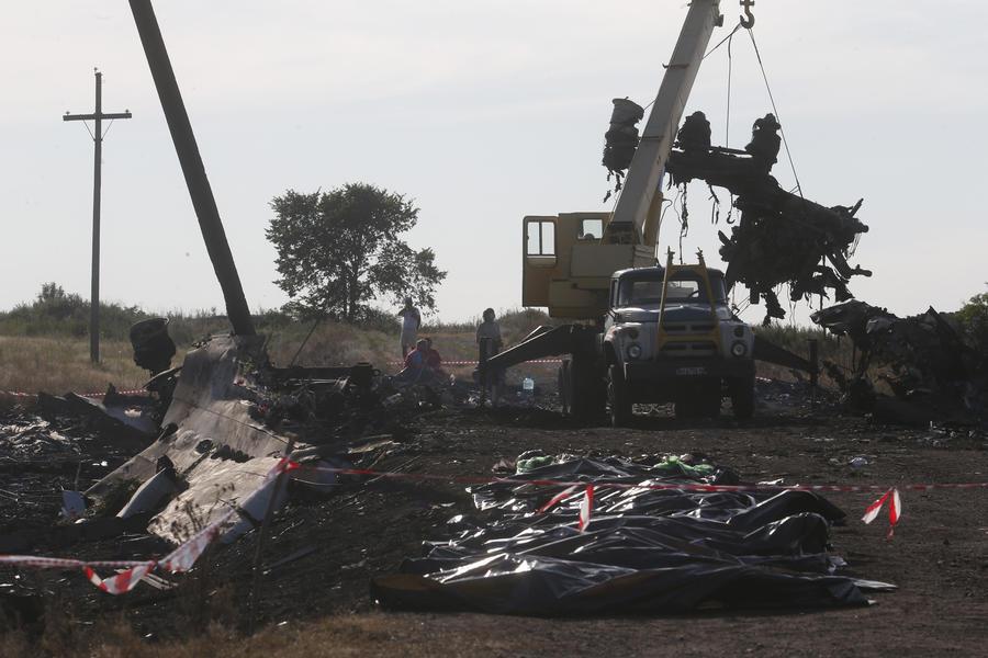 Десять связанных с крушением Boeing 777 фактов, которые игнорируют западные СМИ
