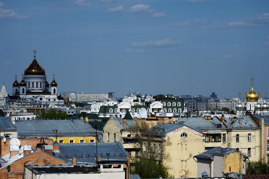 Западные эксперты: Москву нужно перестраивать