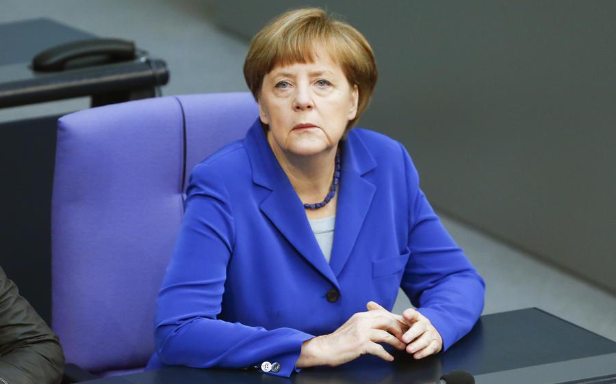 СМИ: В Москве канцлер Германии Ангела Меркель намерена встретиться с представителями оппозиции