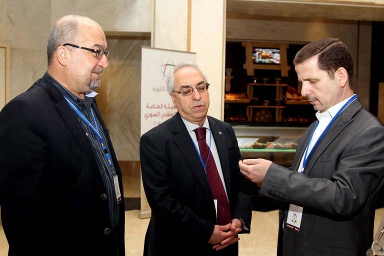 Сирийские оппозиционные силы не могут договориться между собой