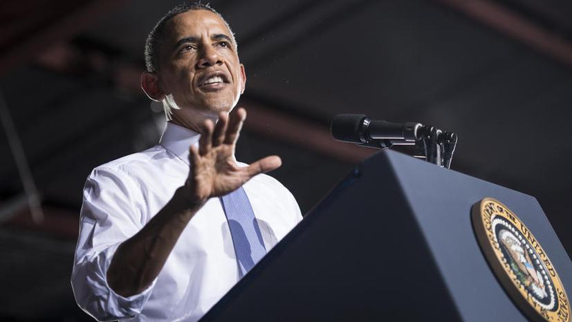 США могут пересмотреть программу визита Обамы на саммит G20 в Петербурге