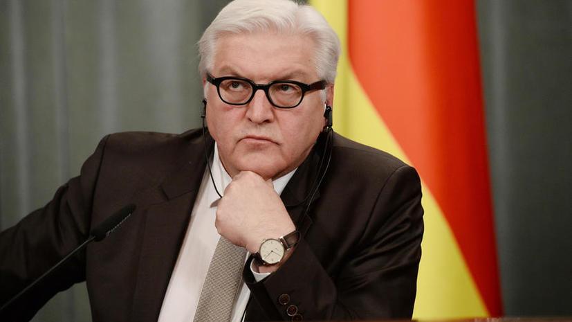 Франк-Вальтер Штайнмайер: Важнейший удар по ИГ был бы невозможен без России