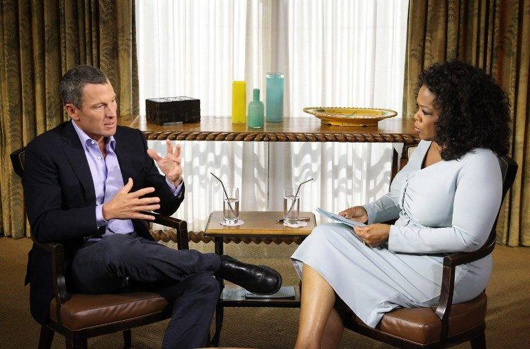 Лэнс Армстронг признался в употреблении допинга