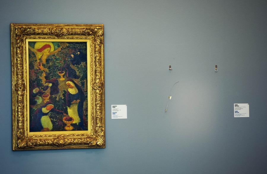 Мать Роттердамского вора сожгла похищенные им картины Пикассо, Гогена и Моне