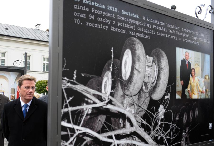 Владимир Маркин: Российские и польские следователи завершили совместное расследование катастрофы самолета Качиньского