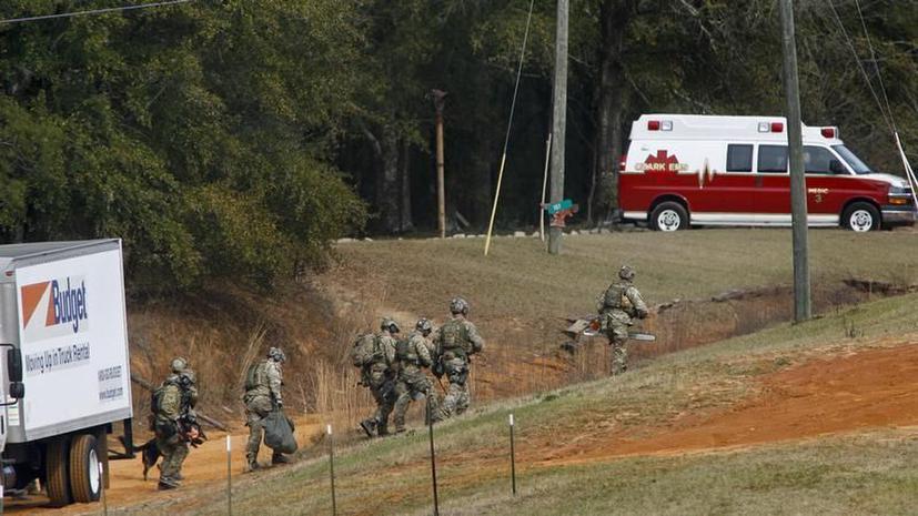 Алабамский пенсионер мог пойти на преступление из-за политики