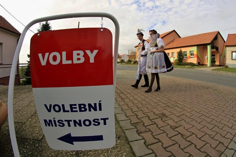 В Чехии прошли досрочные парламентские выборы