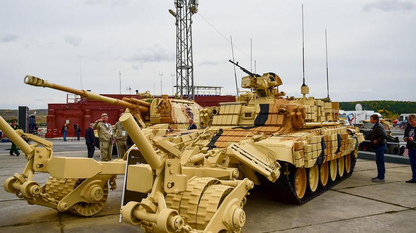 Первые фото с выставки Russia Arms Expo 2015