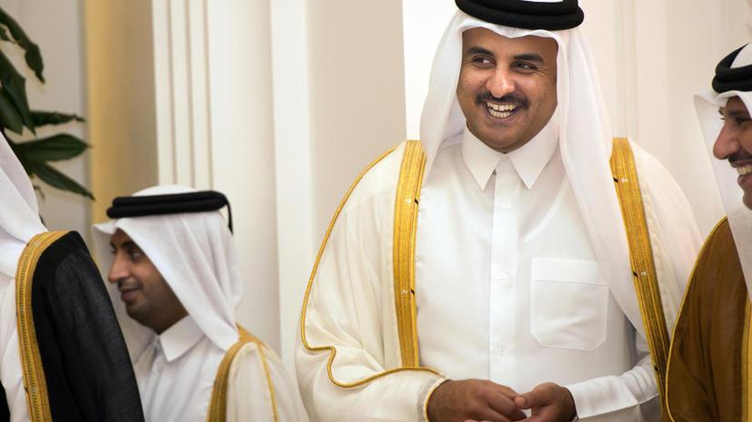Катар направил сирийским властям предложение о восстановлении дипотношений