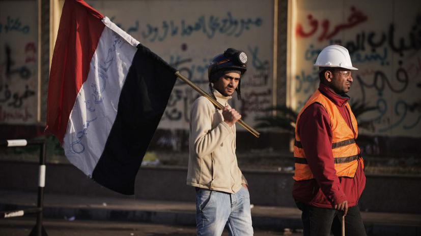 Ситуация в Каире стабилизировалась, протестующие разошлись по домам