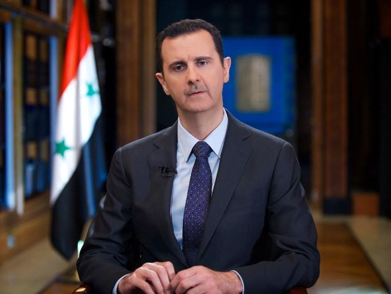 Башар Асад: Вооружённая оппозиция не представляет сирийский народ