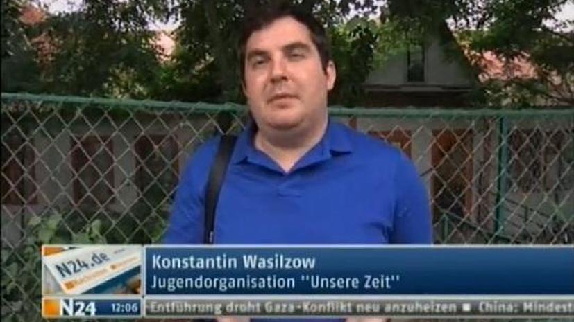 Немецкий телеканал исказил слова очевидца в сюжете об украинских беженцах в России