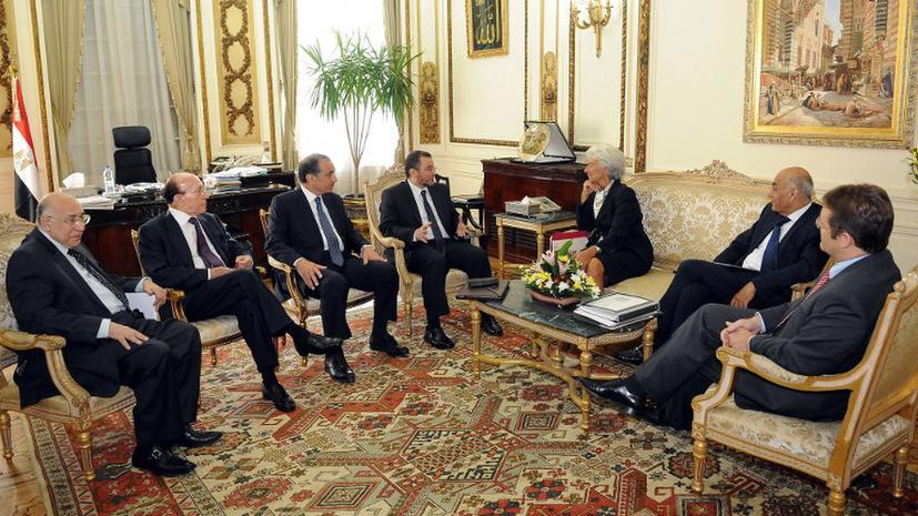 МВФ отложил выделение Египту кредита в $4,8 млрд