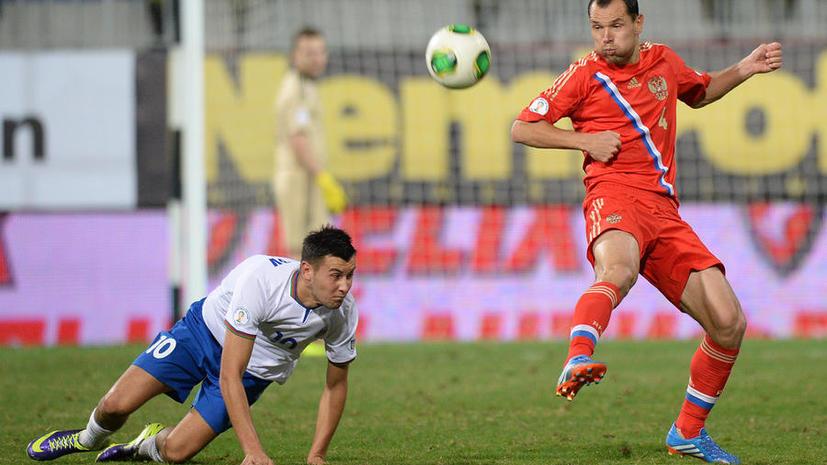 Сборная России по футболу сыграет в финале Чемпионата мира впервые за 12 лет
