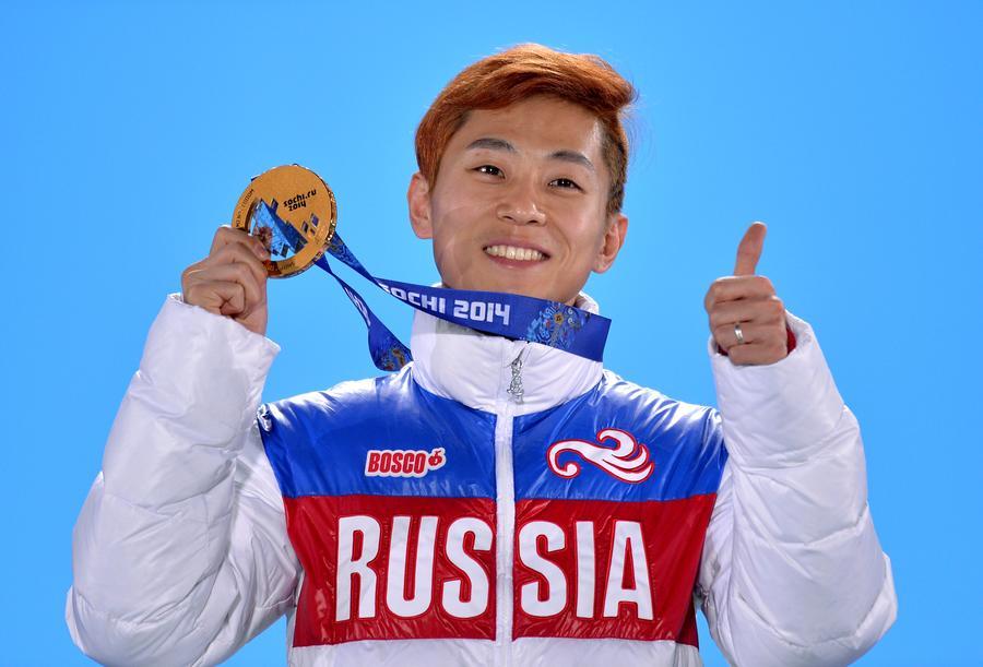 Виктор Ан и Александр Третьяков вывели Россию на третье место в медальном зачёте
