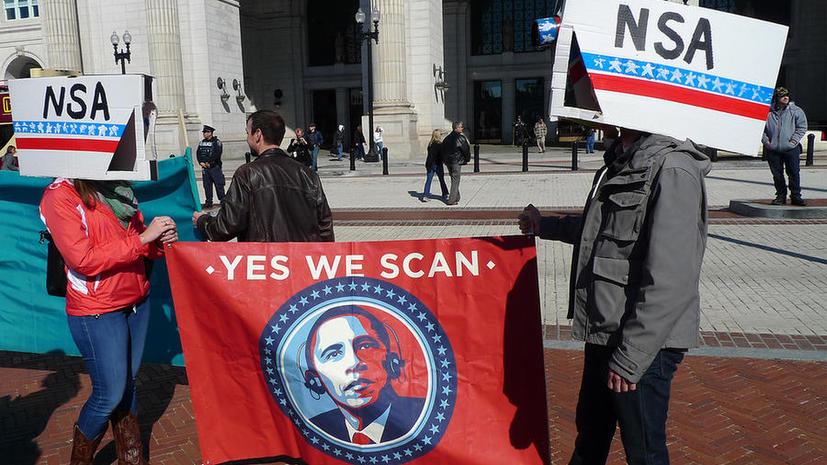 АНБ США нарушало законодательство в процессе сбора данных