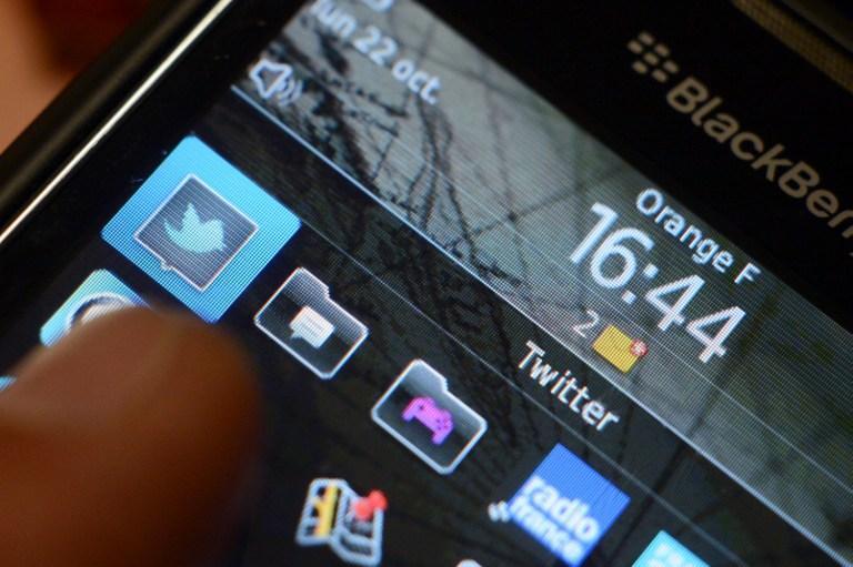 В руках 11-летнего британца взорвался смартфон BlackBerry