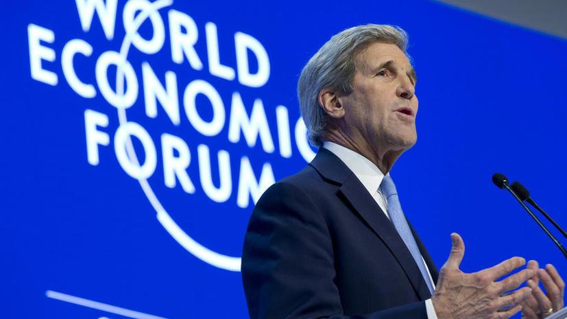 Джон Керри: Санкции с России могут быть сняты через несколько месяцев
