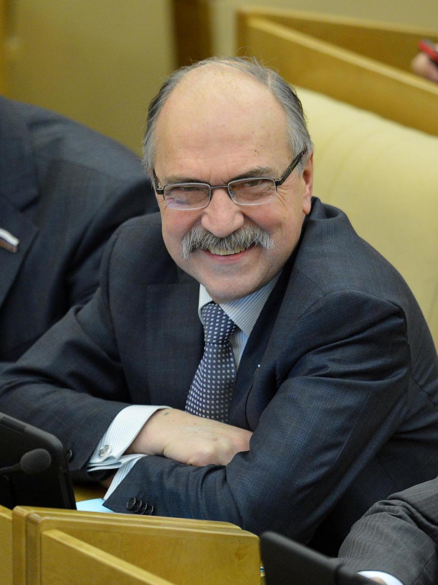 Владимир Пехтин займется развитием российских регионов
