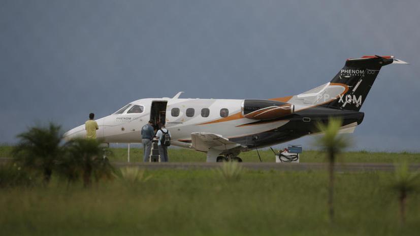 Саудовская Аравия подтвердила гибель родных Усамы бен Ладена в авиакатастрофе в Англии