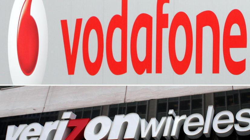 Verizon Communication и Vodafone согласовали сделку на $130 млрд