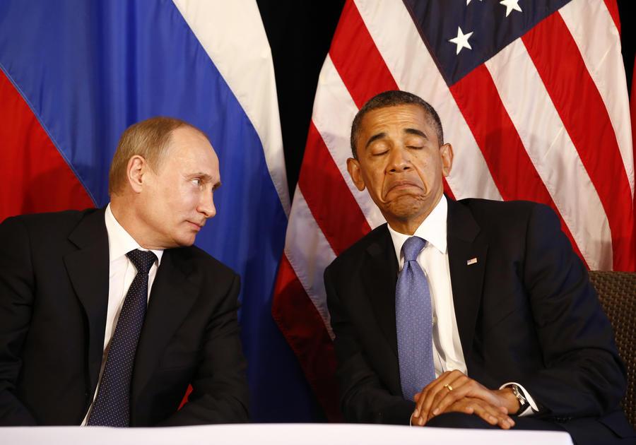 The New York Times: Сирия стала позором США и победой Владимира Путина