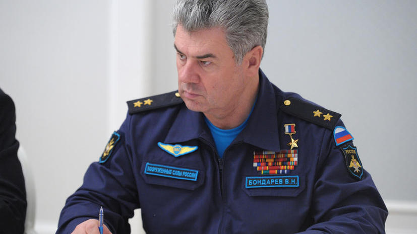 Главком ВВС РФ: Отказ Киева от военного сотрудничества с Россией разрушит экономику Украины