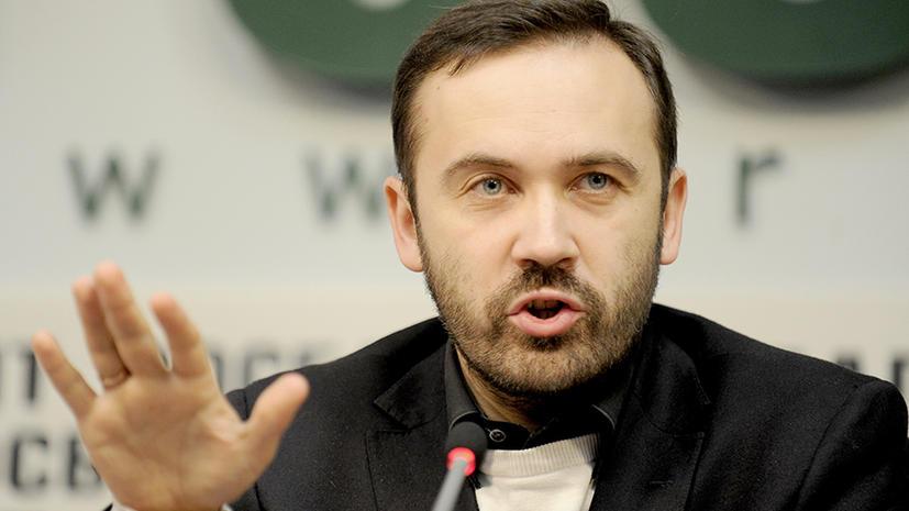 Депутат Пономарев получал миллионы от «Сколково», но не указал их в декларации о доходах