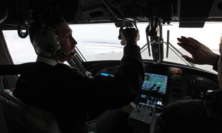 На второй круг: Росавиация переподготовит пилотов после крушения в Ростове-на-Дону