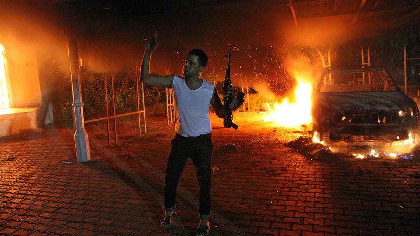 Американские следователи установили личность одного из организаторов теракта в Бенгази