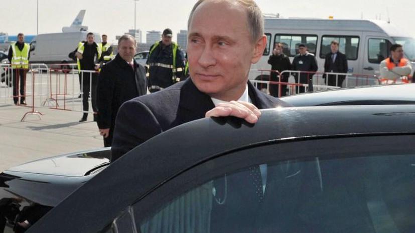 В Финляндии возбуждено уголовное дело по факту занесения имени Владимира Путина в «черные списки»