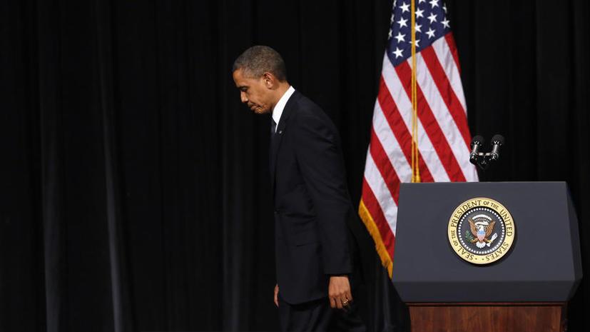 Журналист: В США верят в сказки о добрых боевиках и обвиняют во всех неудачах хлюпика Обаму