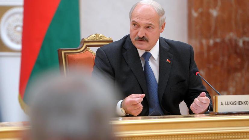 Александр Лукашенко: Дестабилизация Украины по заказу США создала угрозу для России и Белоруссии
