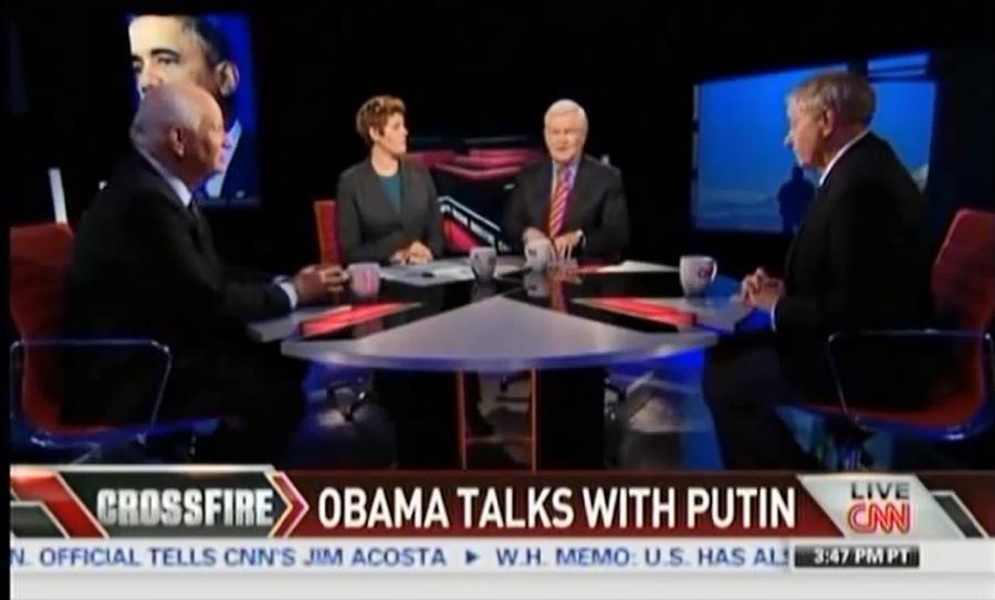 СМИ: Запад проигрывает Москве в информационной войне