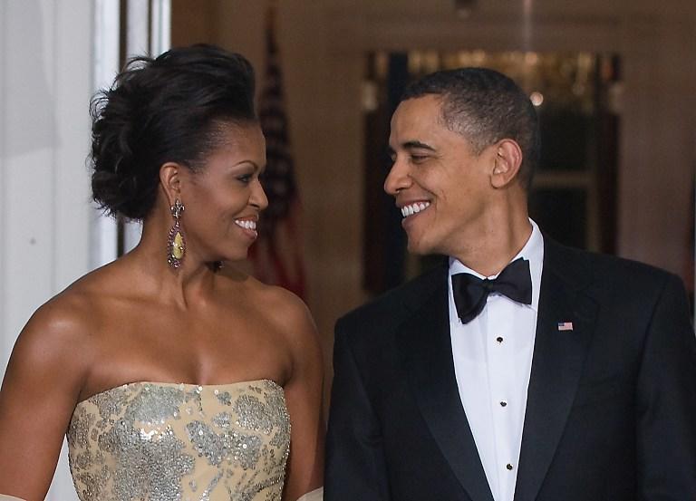 Барак и Мишель Обама научат дочерей жить на маленькую зарплату
