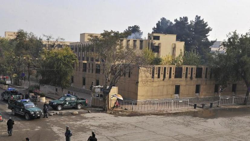 При нападении боевиков на отель в Кабуле погибли девять человек