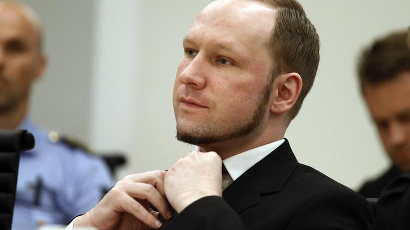 Андерс Брейвик отказался сдавать зимнюю сессию в норвежском университете