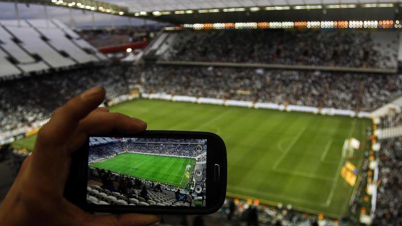Половина стадионов на Чемпионате мира по футболу останется без Wi-Fi