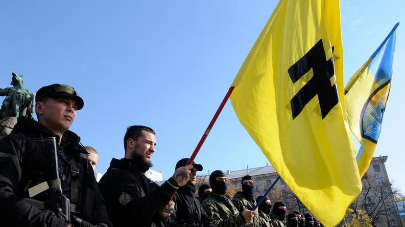Конгресс США запретил тренировать бойцов «нацистского батальона «Азов»