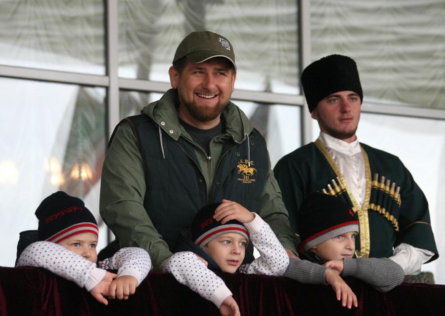 Кадыров: в Чечне безопаснее, чем в Англии